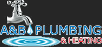 A&B Plumbing & Heating Logo