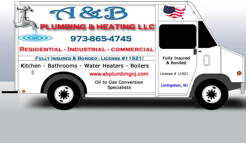 A&Plumbing & Heating LLC Trucks